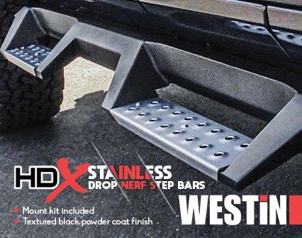 Running Boards Side Steps Nerf Bars Step Boards