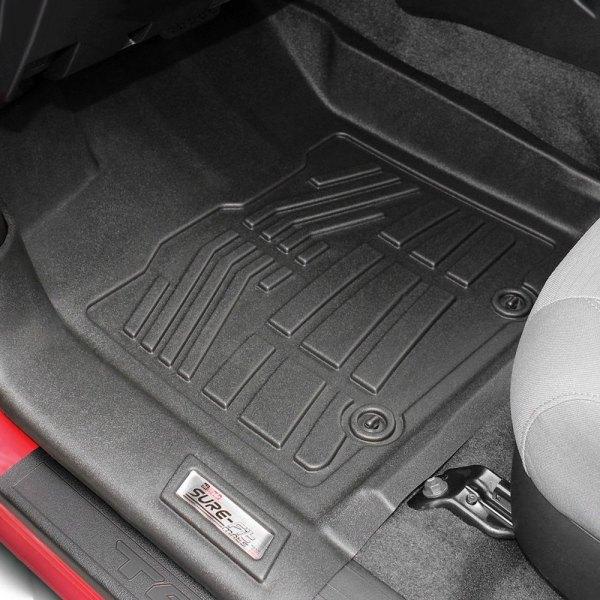 Wade 72-120066 Gray Sure-Fit Front Floor Mat Westin