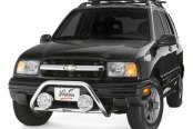 "Westin® - 2"" Safari Stainless Steel Light Bull Bar on Chevy Tracker"
