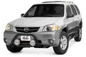 "Westin® - 2"" Safari Black Powdercoat Light Bull Bar on Mazda Tribute"