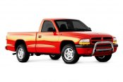 "Westin® - 3"" Ultimate Chrome Bull Baron Dodge Dakota"