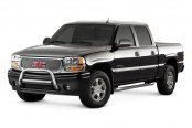 "Westin® - 3"" Ultimate Chrome Bull Baron GMC Sierra"