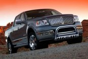 "Westin® - 3"" Ultimate Chrome Bull Bar on Lincoln Mark Lt"