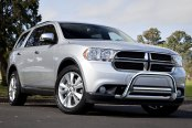 "Westin® - 3"" Ultimate Chrome Bull Baron Dodge Durango"