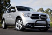 "Westin® - 3"" Ultimate Black Powdercoat Bull Baron Dodge Durango"
