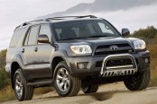 "Westin® - 2.5"" Ultimate Chrome Bull Bar on Toyota 4Runner"