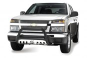 "Westin® - 2.5"" Ultimate Black Powdercoat Bull Bar"