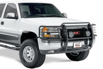 WESTIN� - Sportsman Black Grille Guard - Installed