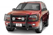 Westin® - Sportsman Black Grille Guard