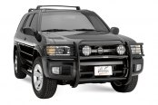 Westin® - Sportsman Black Powdercoat Grille Guard