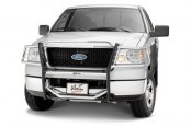 Westin® - Sportsman Polished Stainless Steel Grille Guard