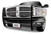 Image may not reflect your exact vehicle! Westin® - Sportsman Polished Grille Guard Installed