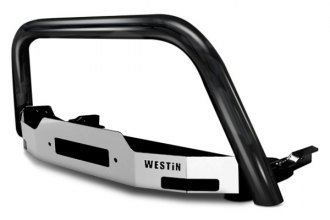 Westin® - MAX Winch Mount System with Bull Bar