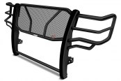 Image may not reflect your exact vehicle! Westin® - HDX Black Powdercoat Grille Guard