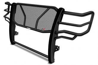 Westin® 57-2375 - HDX Black Powdercoat Grille Guard