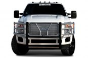Westin® - HDX Stainless Steel Grille Guard on Ford F-250
