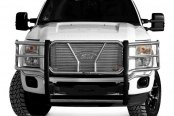 Westin® - HDX Polished Stainless Steel Grille Guard