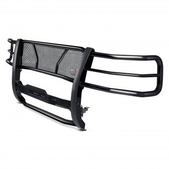 Westin® - HDX Black Winch Mount Grille Guard