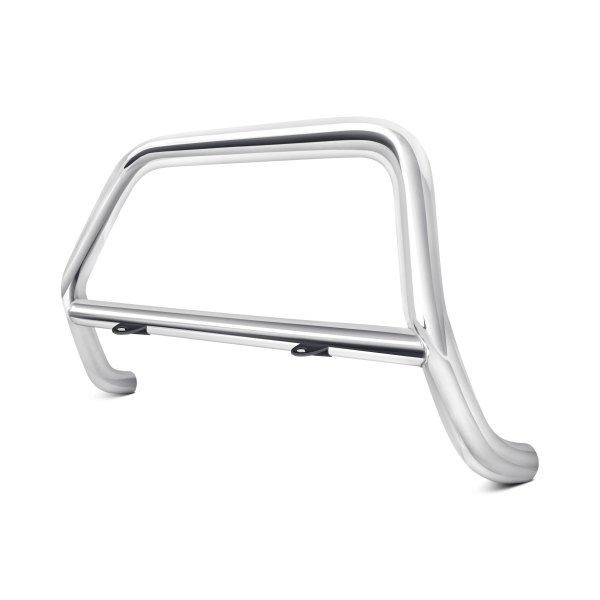 "Image may not reflect your exact vehicle!Westin® - 2"" Safari Polished Light Bull Bar"