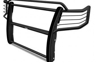 Westin® 40-0245 - Sportsman Black Powdercoat Grille Guard