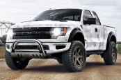 "Image may not reflect your exact vehicle! Westin® - 3"" Ultimate Chrome Bull Bar"