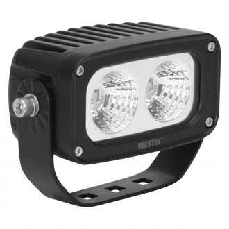"Westin® - Ranger Series Stud Mount 4.2""x2.4"" 20W Rectangular Flood Beam LED Light"