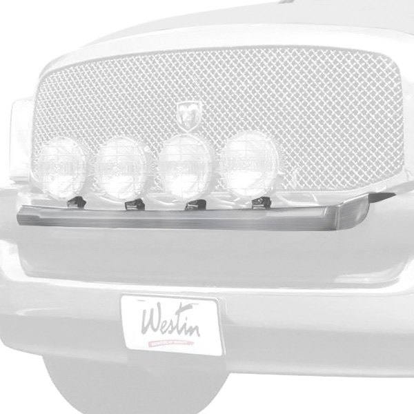 Westin® - Polished Stainless Steel Bumper Light Bar