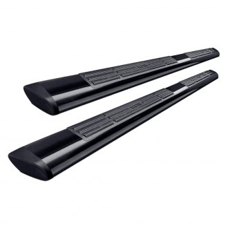 "Westin® - 6"" Premier Black Oval Step Bars"