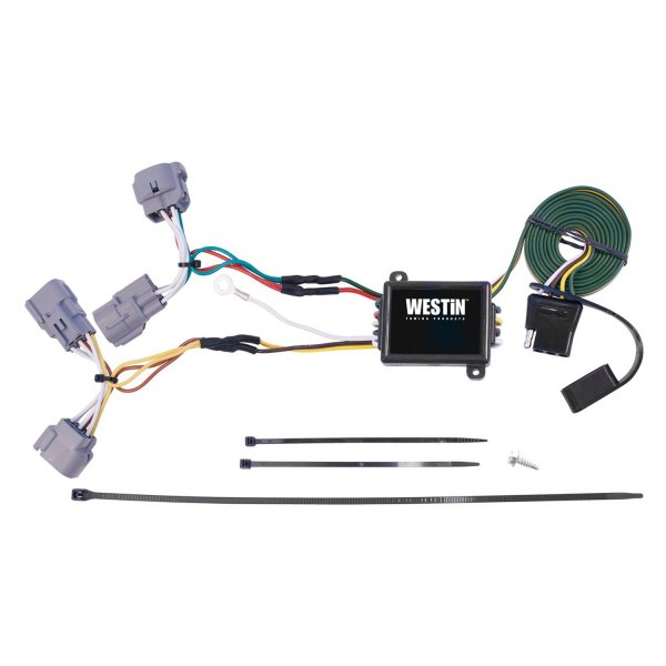 westin 174 toyota tacoma 2009 towing wiring harness