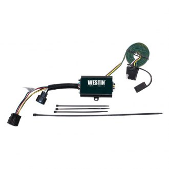 2009 hyundai santa fe hitch wiring harnesses, adapters, connectors  westin® towing wiring harness