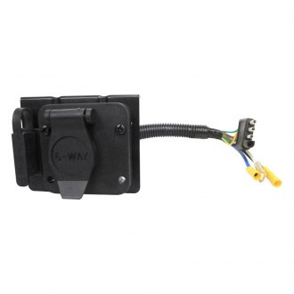 Westin® - 6-Way / 4-Way Flat Adapter Harness