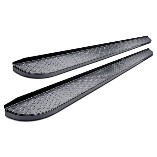 Image may not reflect your exact vehicle! Westin® - HDX Black Running Boards