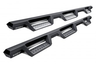Westin® - HDX Wheel-to-Wheel Black Drop Steps