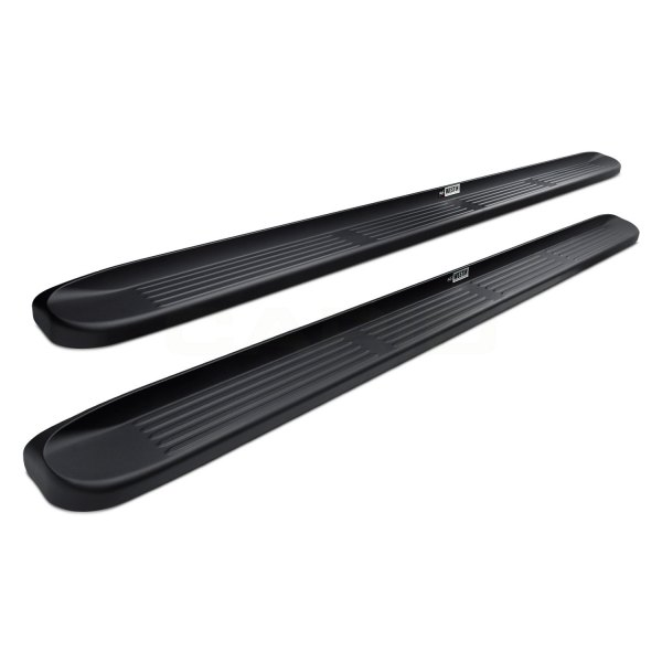 "Image may not reflect your exact vehicle!Westin® - 6"" Molded Polymer Black Unlighted Running Boards"