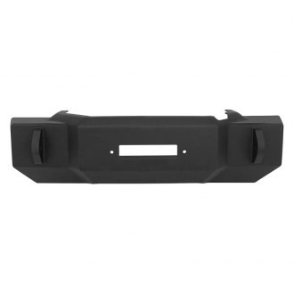 Westin® - Snyper™ Scope Black Front Bumper
