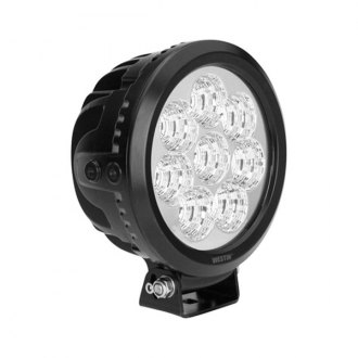"Westin® - 6.5"" Ultra Series Round 8 LEDs Flood Driving Lights"