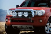 Image may not reflect your exact vehicle! Westin® - Black Powdercoat Off-Road Light Bar