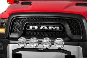 Image may not reflect your exact vehicle! Westin® - Black Powder Coat Off-Road Light Bar