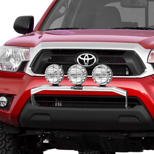 Image may not reflect your exact vehicle! Westin® - Stainless Steel Off-Road Light Bar