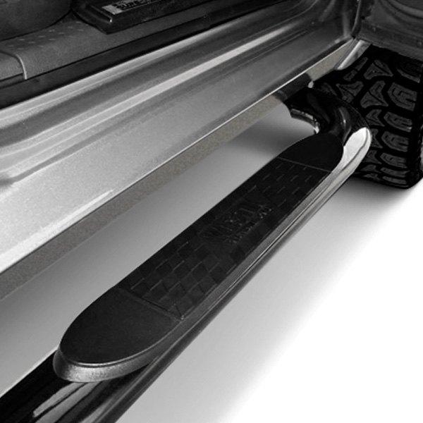 21-0001 Westin 21-0001 Platinum Series; Oval Step Bar Step Pad