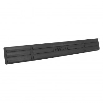 "Westin® - Premier 6"" Black Pad and Clips"