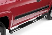 "Image may not reflect your exact vehicle! Westin® - 4"" Stainless Steel Oval Tube Step Bars"