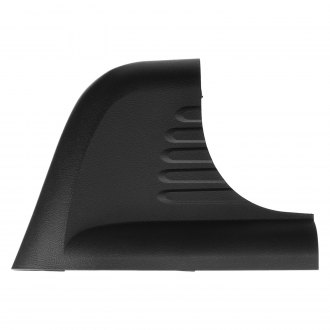 Westin® - Sure-Grip End Cap Black A (Passenger Front / Driver Rear)