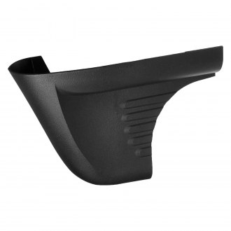 Westin® - Sure-Grip End Cap Black B (Driver Front / Passenger Rear)