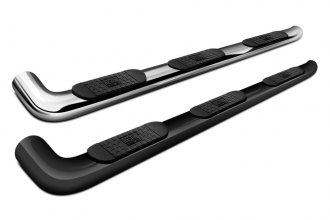 "Westin® - 4"" Platinum Oval Tube Step Bars"