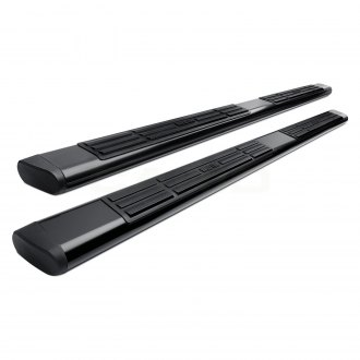 "Westin® - 6"" Premier Black Powdercoat Oval Step Bars"
