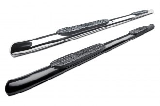"Image may not reflect your exact vehicle! Westin® - 4"" Pro Traxx Oval Tube Step Bars"
