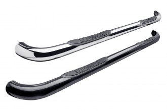 "Image may not reflect your exact vehicle! Westin® - 3"" Signature Series Round Step Bars"