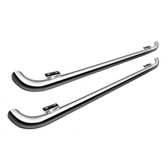 "Westin® - 2.5"" Sport Polished Round Tube Side Bars"