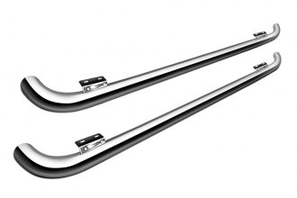 "Westin® - 2.5"" Sport Stainless Steel Tube Side Bars"